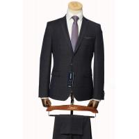 """Классический мужской костюм """"Годар коричневый"""""""