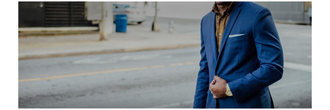 При заказе от 2 пиджаков персональная скидка 10%